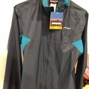 Women's Patagonia trail running jacket